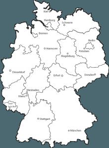 Bundesweit tätig 1